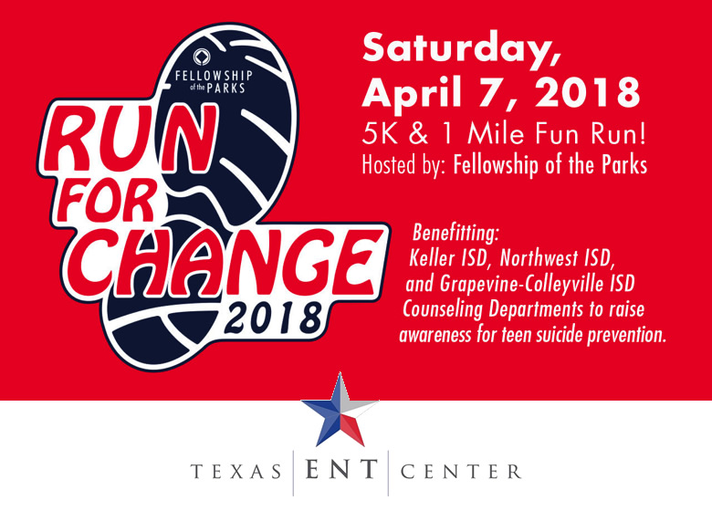 Run For Change